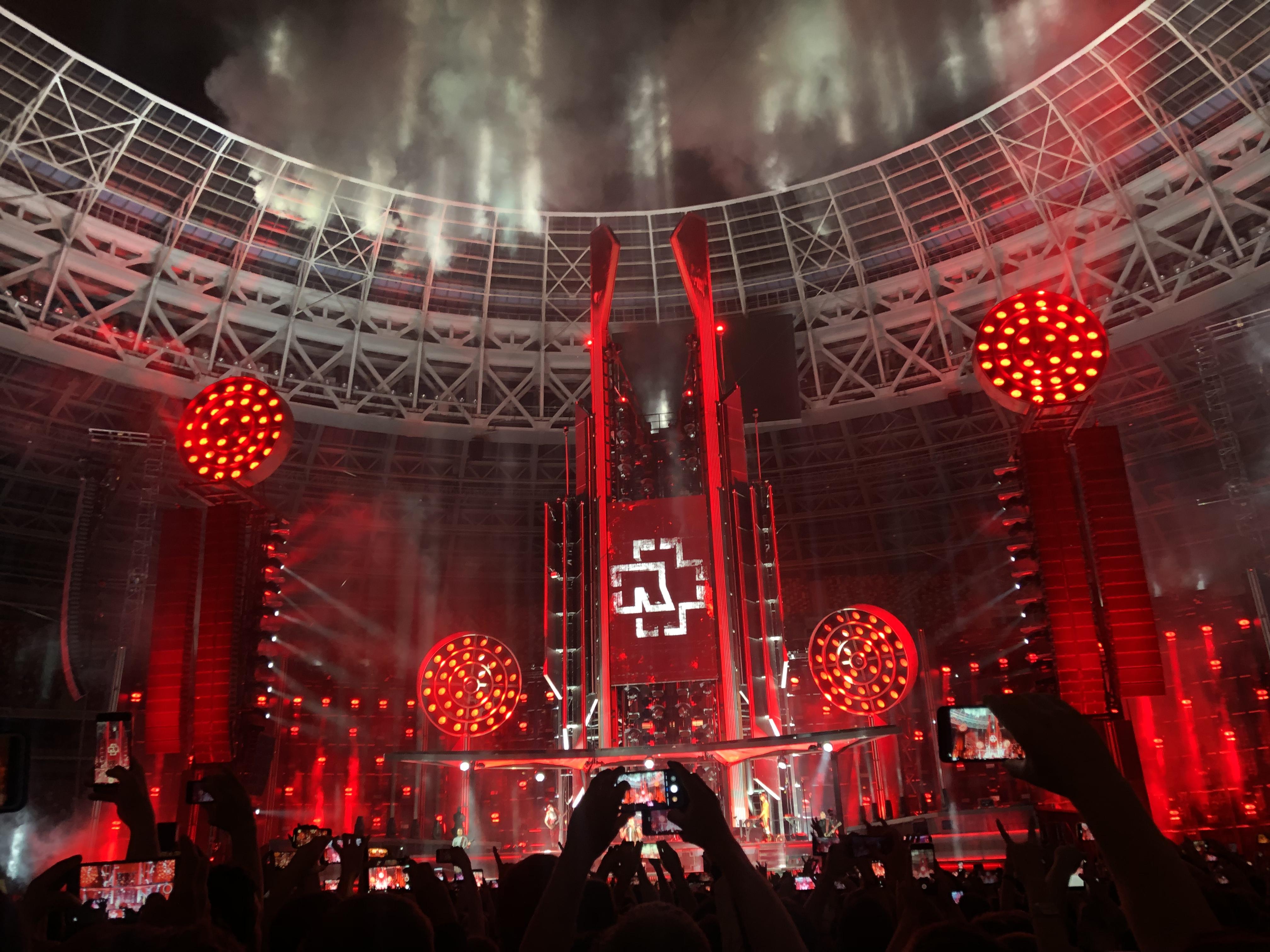 Rammstein Stadium Tour